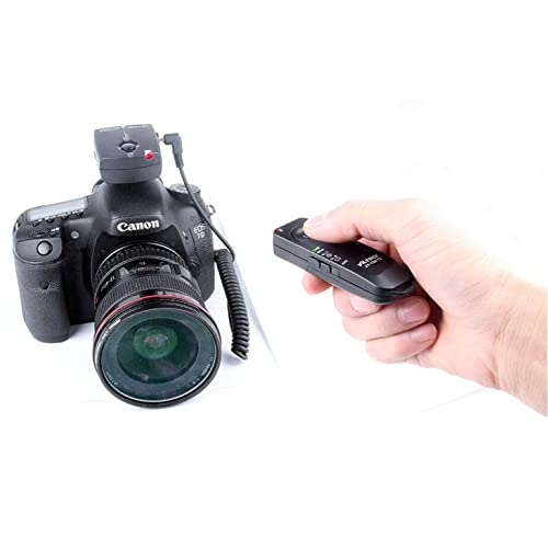 Remote Canon Camera Shutter Release: Amazon com