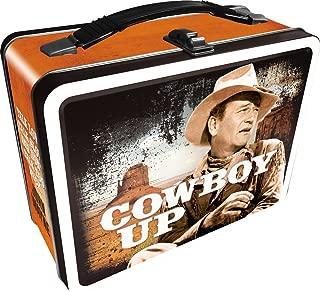 Aquarius John Wayne Cowboy Up Tin Fun Box