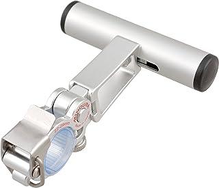 ミノウラ(MINOURA) 自転車 アクセサリーホルダー スペースグリップ SGS-300S バー径・長さ:22mmØ×100mm (クランプ対応径:22〜29 mm) シルバー