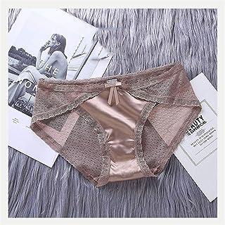 3 قطع/5 قطع ملابس داخلية مثيرة للنساء الرباط منخفض الارتفاع الصلب مثير الساتان ملخصات السيدات الملابس الداخلية جوفاء خارج ...