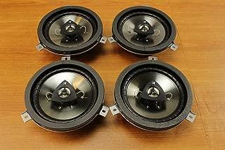 Chrysler Jeep Dodge 6.5inch Kicker Speaker Upgrade Set of 4 Mopar OEM