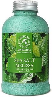 Sales de Baño Melissa 600g - con Aceite Esencial Natural