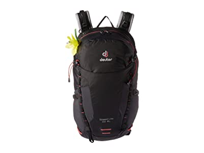 Deuter Speed Lite 22 SL (Black) Backpack Bags