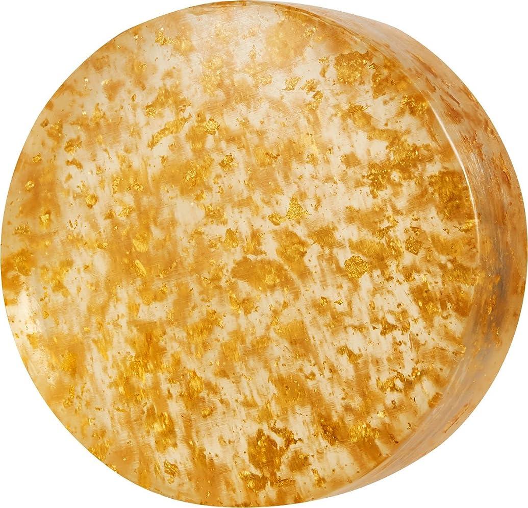 天使恥ずかしいテザーサッソウ Sassou ゴールド?ビューティー?クレンジングバー EX (GOLD BEAUTY CLEANSING BAR EX) 100g