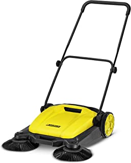 automatic hand push sweeper broom