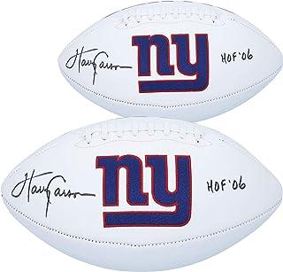 Steiner Sports Certified Hakeem Nicks Signed Super Bowl XLVI Football Autographed Footballs