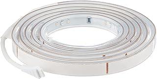 Philips Hue Lightstrip Plus v4 [2 m] Biały & Color Ambiance Smart zestaw LED z funkcją Bluetooth, współpracuje z Alexą, Go...