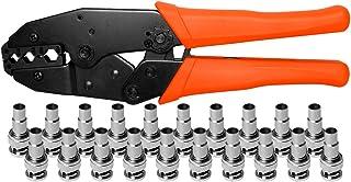 R-Tech RT1207CK1 Crimping Tool (Orange)