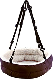 TRIXIE Cama Suave, Pequeños Roedores, para Colgar, 30 × 8 × 25 cm, Color Surtido, Pequeños Mamíferos