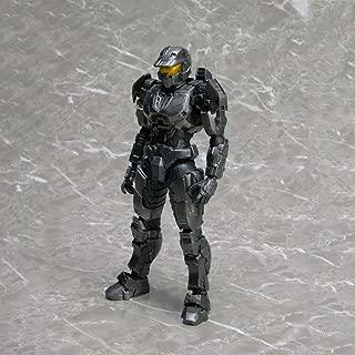 Halo Reach Play Arts New York Comic Con 2011 Exclusive Action Figure Spartan Mark V Silver