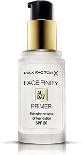 Max Factor Facefinity All Day Primer SPF 20 for Women - 30 ml