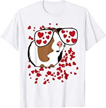 Guinea Pig Valentines TShirt Guinea Pig Lover Gift
