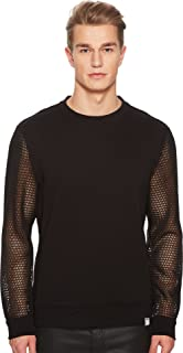 versace mens lace shirt