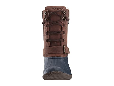 Sperry Saltwater Misty Navy/Brown/Fur Outlet Visit Latest Collections Sale Online Clearance Nicekicks 6nX8C1gId7