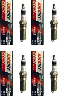 New AutoLite Spark Plug XP5263 Set of 4 For Chevrolet Chrysler and Dodge