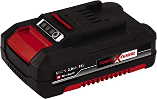 Sponsored Ad – Einhell 4511395 2.0 Ah Power X-Change Battery, Red