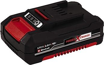 Einhell 4511395 4511395el Einhell Systeem Accu Power X-Change (Li-Ion accu, 18 V, 2,0 Ah, geschikt voor alle Power X-Chang...