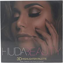 Huda Beauty Golden Sands 3D Edition Highlighter Palette 1.11oz/31.5g New In Box