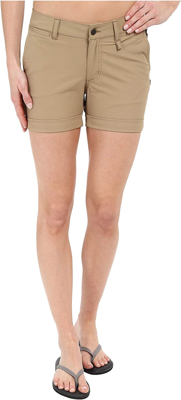 Fjallraven - Women's OFFicial site Abisko 38 Sand shop Stretch Shorts