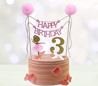 Best pink ballerina cake Reviews
