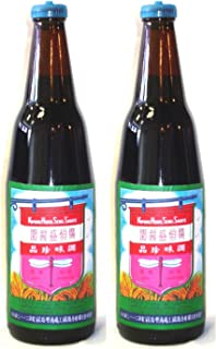 Kwong Hung Seng Sweet Soy Sauce (2 Pack, Total of 42fl.oz)