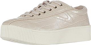 حذاء رياضي Tretorn نسائي من النايلون 13Bolt، بيج، 10
