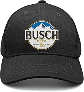 Unisex Busch-Light-Beer-Sign- Personalized Cap Sun Hats