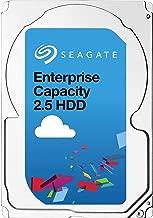 Seagate Enterprise Capacity 2.5 HDD | ST1000NX0453 | 1TB 7200RPM 128MB Cache 2.5-Inch | Dual SAS 12Gb/s Interface | 512n | Server Data Center Internal Hard Drive (Renewed)