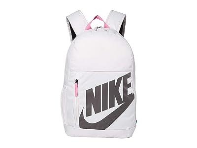Nike Kids Elemental Backpack (Little Kids/Big Kids) (Vast Grey/Black/Thunder Grey) Backpack Bags