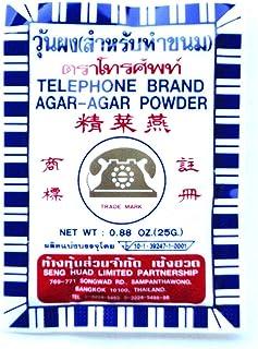 Telephone Agar Agar Powder
