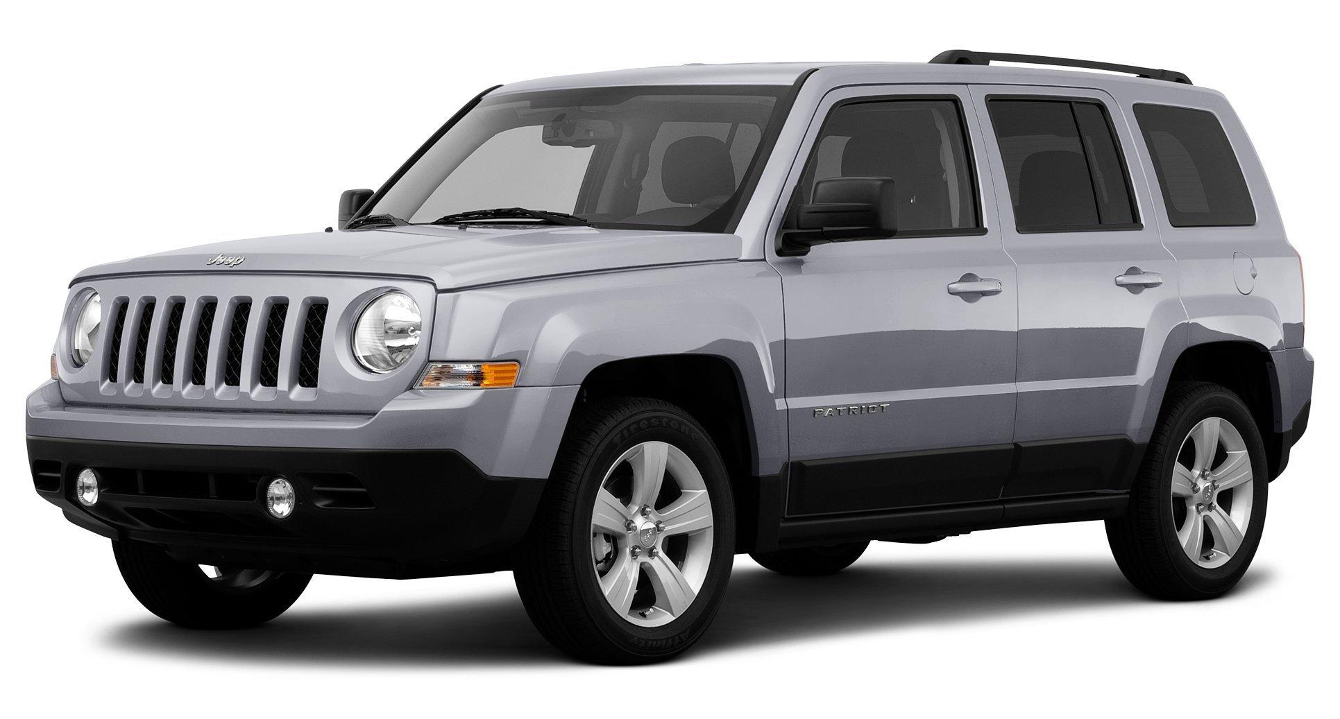 2021 Jeep Patriot Configurations