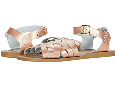 Salt Water Sandal by Hoy Shoes Retro (Toddler/Little Kid) (Rose Gold) Girls Shoes