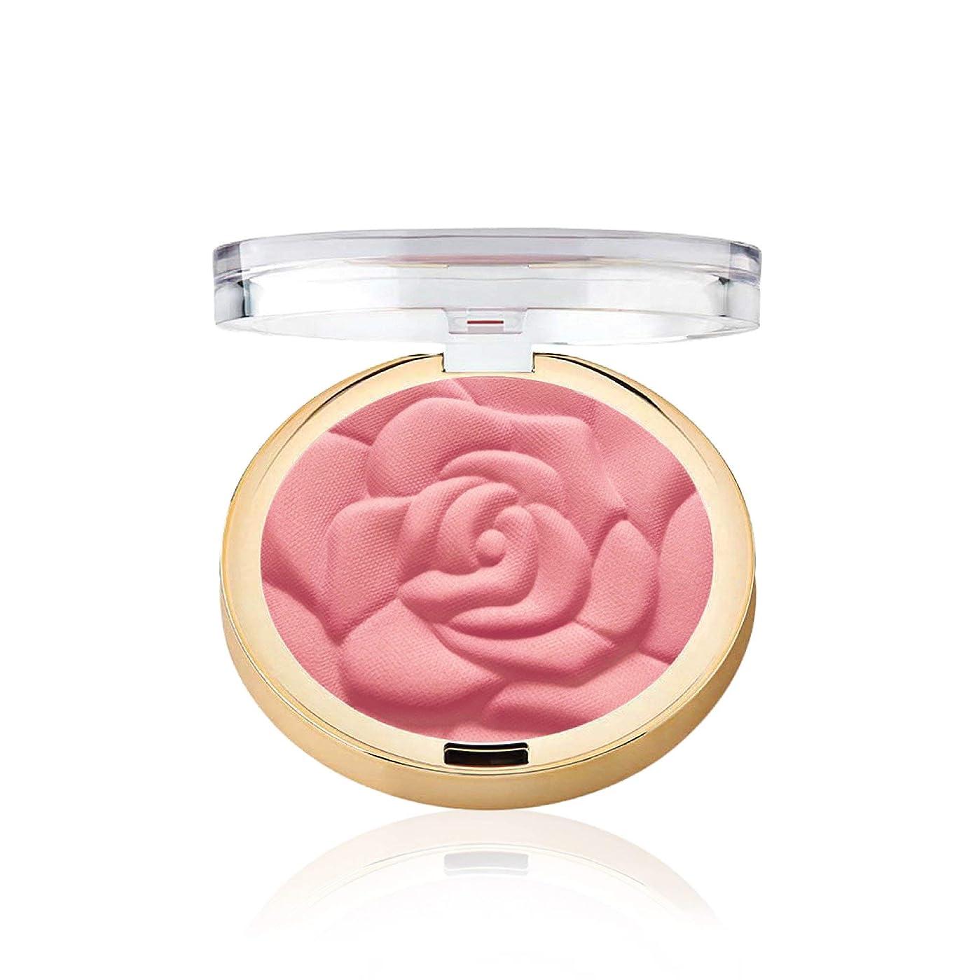 発動機衝突コース皮MILANI Rose Powder Blush Blossomtime Rose (並行輸入品)