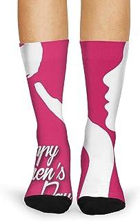 Tasbon Mens Athletic Socks 4th Of July Patriot Day Classic Breathable Comfort Crew Socks