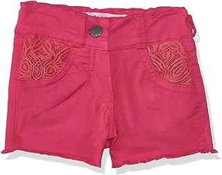 Giggles Fringe Hem Hot Shorts For Girls 6-9 Months