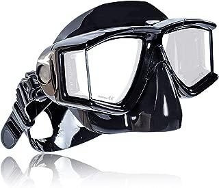 Tilos Panoramic, Scuba Diving Snorkeling Double Lens Mask