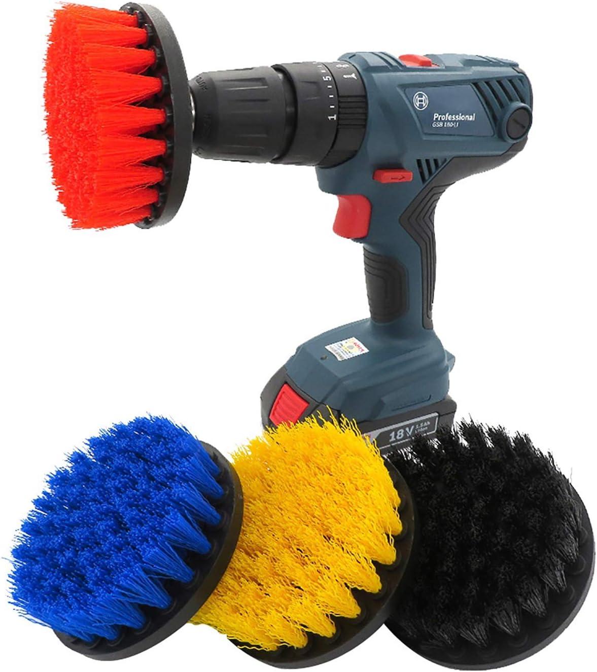 NEHARO Drill Sales for sale Oklahoma City Mall Brush Attachment Fa Power Spin Scrubber