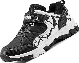 Lvptsh Baskets Enfant Chaussures de Sport Garçon Chaussures Montagne de Randonnée Running Chaussures de Plein Fille Antidé...