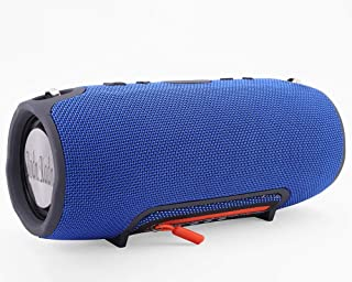 Xtreme 01 Rechargeable Portable Wireless Bluetooth Speaker - Blue
