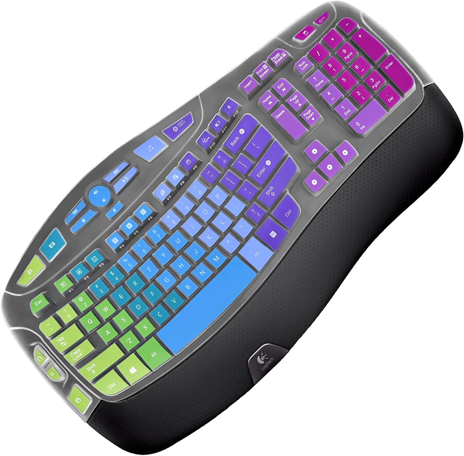 Silicone Keyboard Cover Skin Compatible with Excellent K350 Super special price Er MK570 MK550