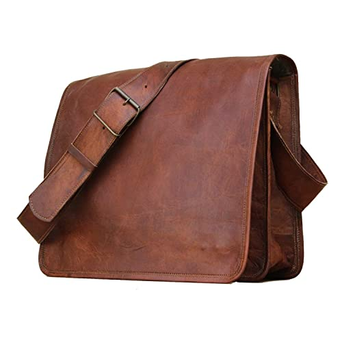 ac24021371a7 Leather Laptop Bag: Amazon.co.uk