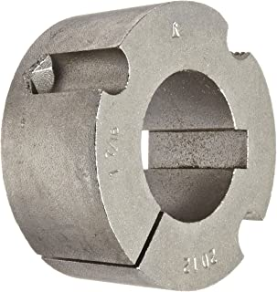 1.1 Max Bore 0.8 Length Gates 1108 20MM Taper-Lock Bushing 20mm Bore