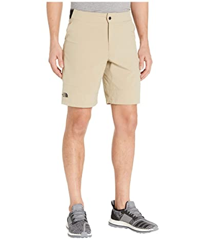 The North Face Paramount Active 9 Shorts (Twill Beige) Men