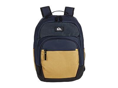 Quiksilver Schoolie Cooler II (Honey Heather) Backpack Bags