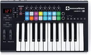 Novation Launchkey 25 MKII - USB MIDI Controller Keyboard 25 Keys