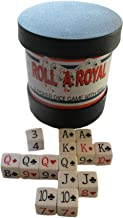 ROLL A ROYAL Poker Dice Game