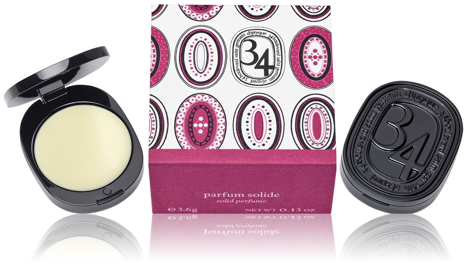 Diptyque 220 Solid Perfume, 20.20 Ounce 37202043142062207  Buy Online ...