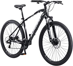 Schwinn Taff Mountain Bike, 24-Speed, 29-inch Wheels, Mens Frame, Black