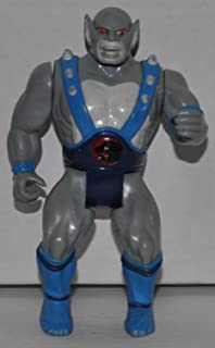 Panthro (1985) Original Series - Action Figure - Thunder Cats Doll Toy - Loose Out of Package & Print (OOP)