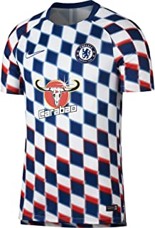 NIKE Chelsea Dry Fit Sqaud Top 2018/2019 - White